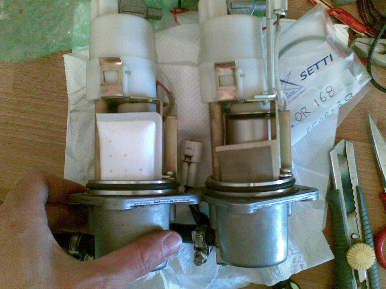 Pompa e filtri benzina per KTM LC8/RC8 sia 990 che 1190/1290
