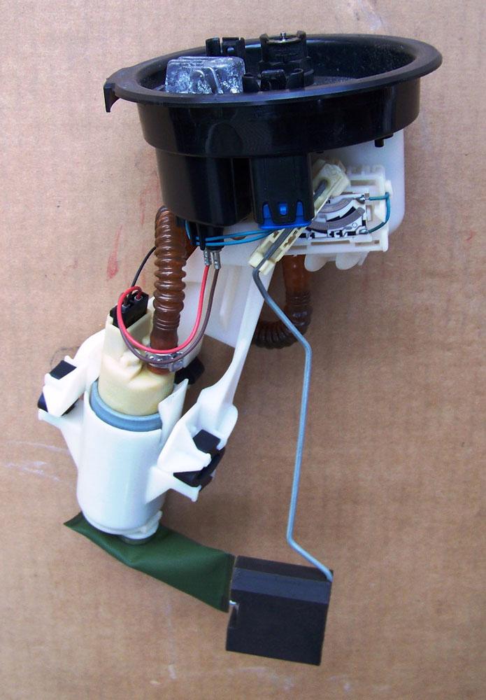 pulire-filtro-benzina-bmw
