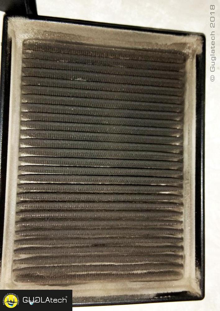 The Sand Race Air filter IL PRIMO filtro ARIA al MONDO WET&DRY