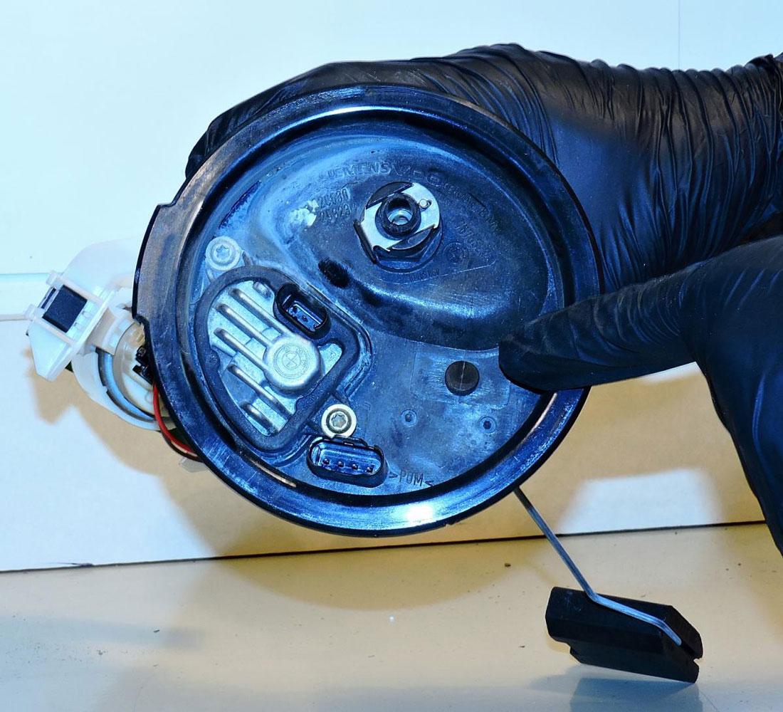pulizia filtri e pompa benzina moto