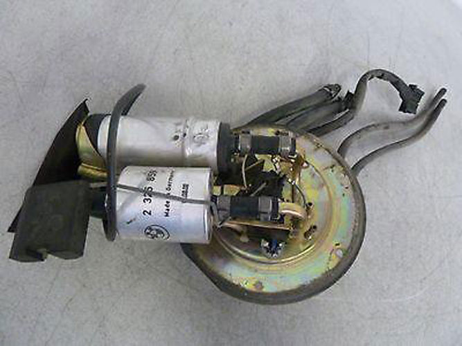 guasto pompa benzina moto (BMW)