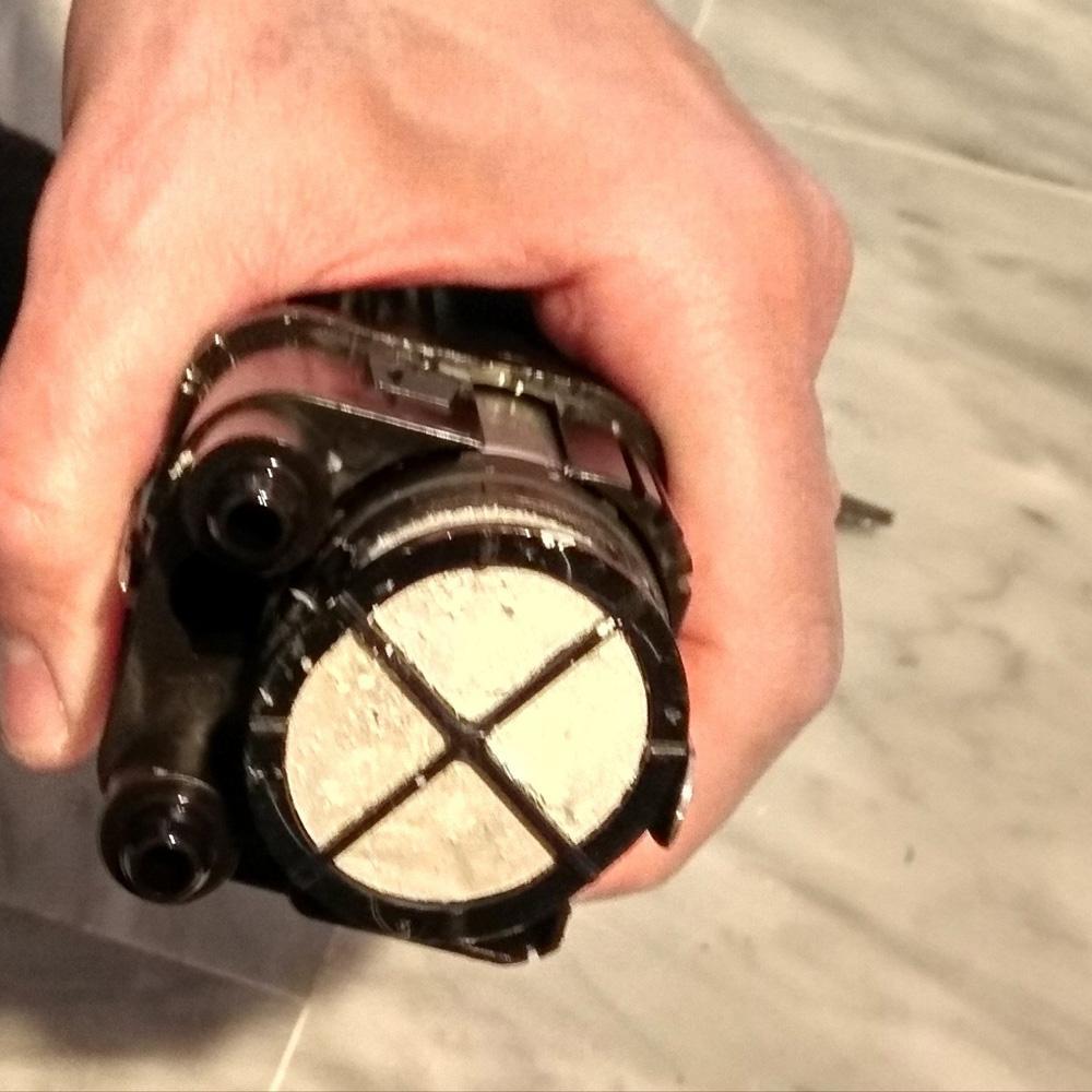 KTM790 Pompa benzina e filtri – La Follia Dei Coltelli Volanti