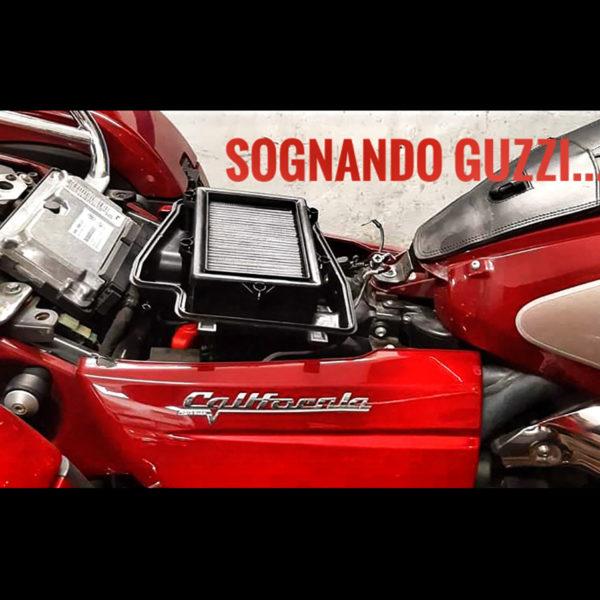 Moto Guzzi Filtro Aria